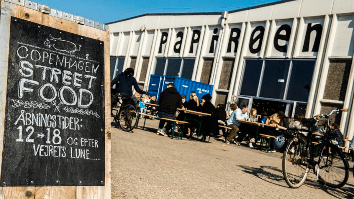 Street Food in Copenhague